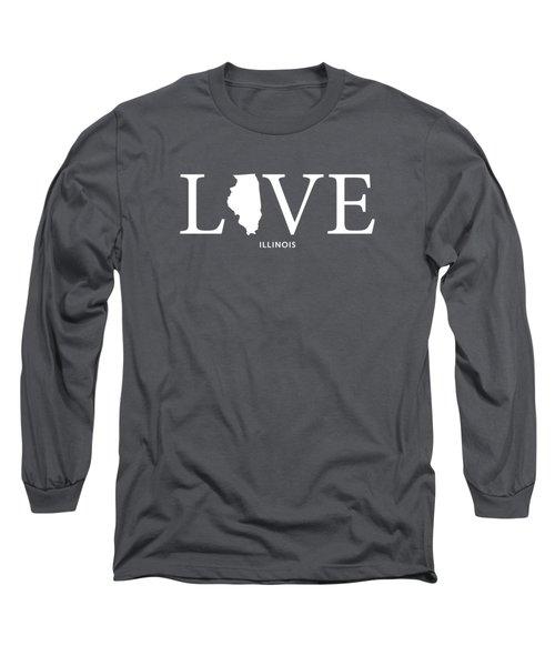 Il Love Long Sleeve T-Shirt by Nancy Ingersoll
