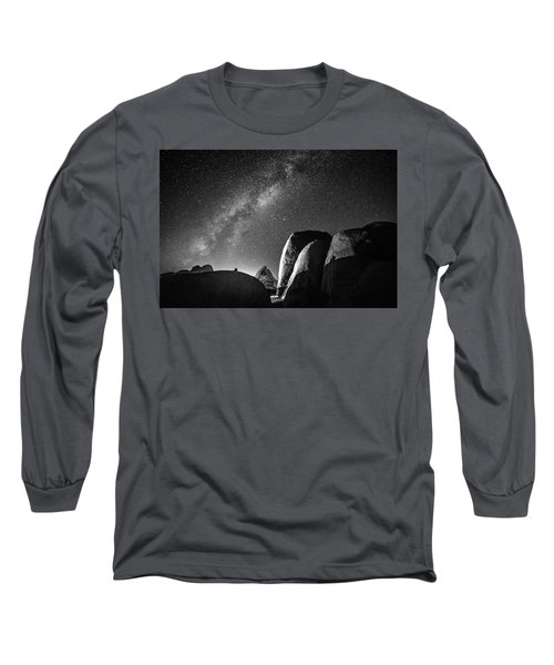 Long Sleeve T-Shirt featuring the photograph Illuminati I by Ryan Weddle