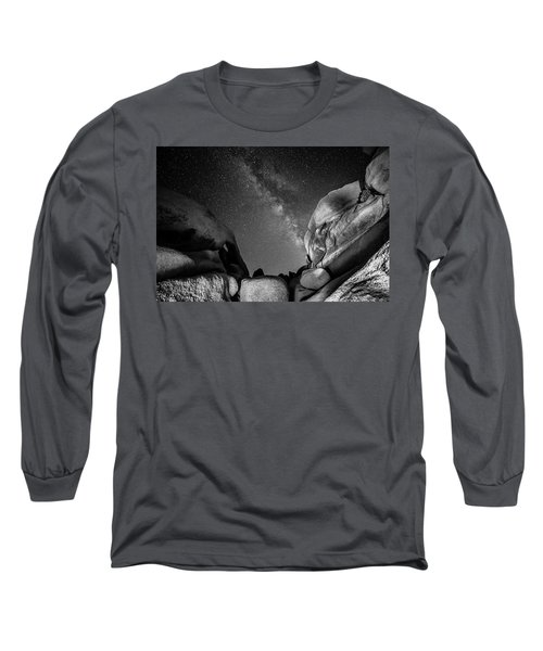 Long Sleeve T-Shirt featuring the photograph Illuminati II by Ryan Weddle