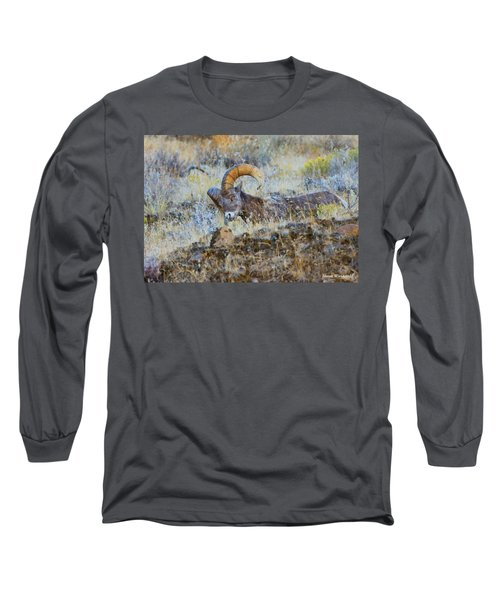 I'm Com'n For You Long Sleeve T-Shirt