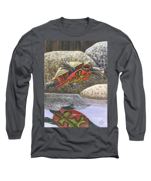 Im Flying Long Sleeve T-Shirt