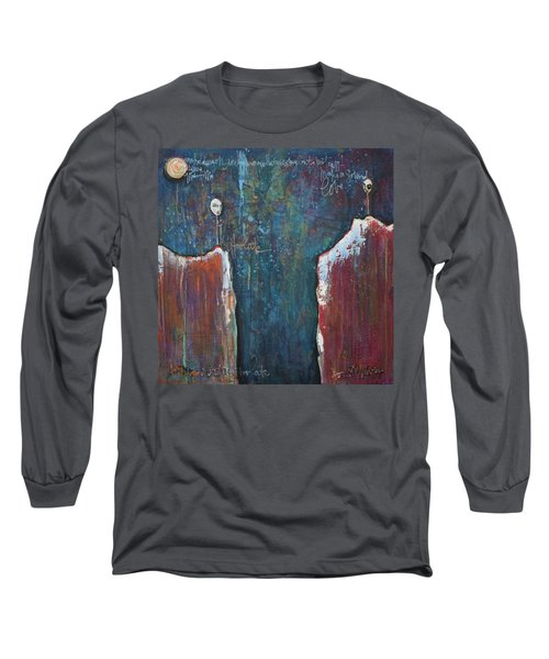 I'm Holding On Long Sleeve T-Shirt
