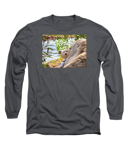 I'm Not Lost...because I Found You Long Sleeve T-Shirt