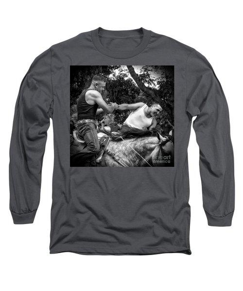 I'm Winning The Pull Long Sleeve T-Shirt
