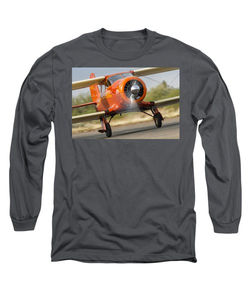 Image Of Staggerwing Proportions Long Sleeve T-Shirt