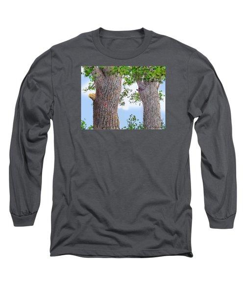Imaginary Trees Long Sleeve T-Shirt