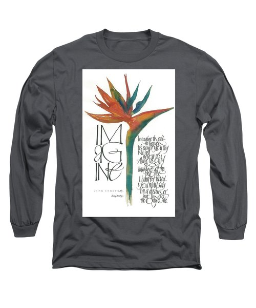 Imagine Long Sleeve T-Shirt