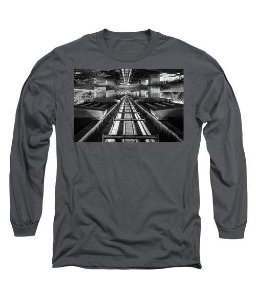 Imaginery Tracks Long Sleeve T-Shirt