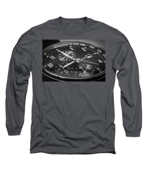 Immeasurable Long Sleeve T-Shirt by Rhys Arithson