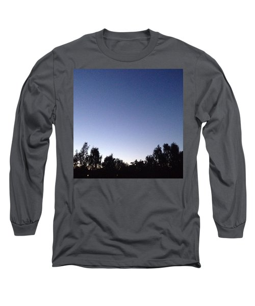 Evening 2 Long Sleeve T-Shirt