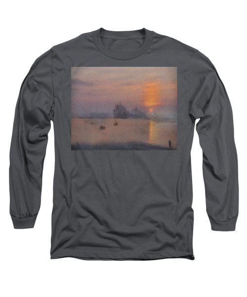 Impression Solent Leviathans Long Sleeve T-Shirt