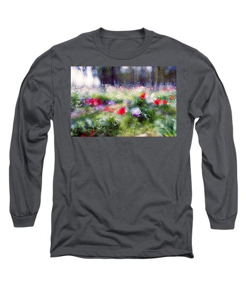 Impressionistic Photography At Meggido 2 Long Sleeve T-Shirt