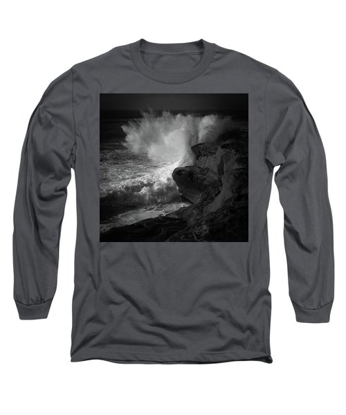 Long Sleeve T-Shirt featuring the photograph Impulse by Ryan Weddle