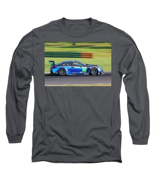 Imsa Lexus Pruett Hawksworth Long Sleeve T-Shirt