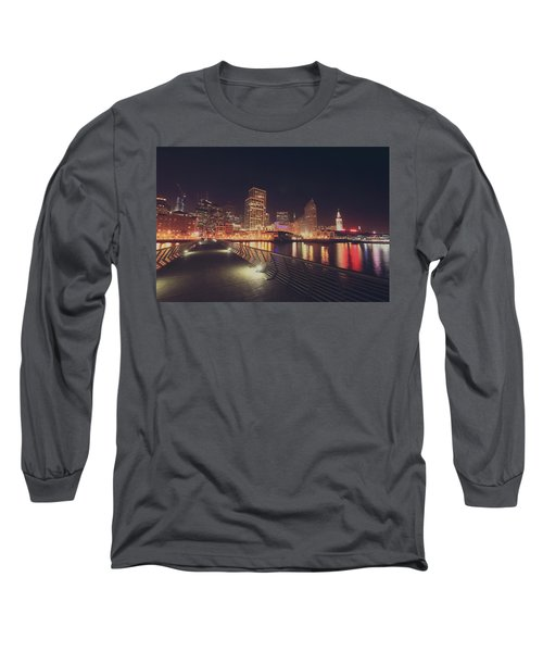 Long Sleeve T-Shirt featuring the photograph In A Heartbeat by Laurie Search