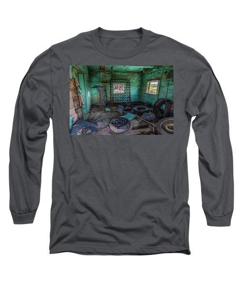 In A Shambles Long Sleeve T-Shirt