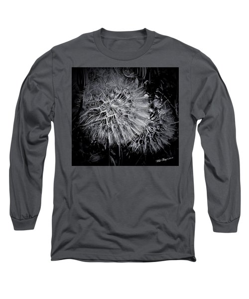 In Abstract Long Sleeve T-Shirt