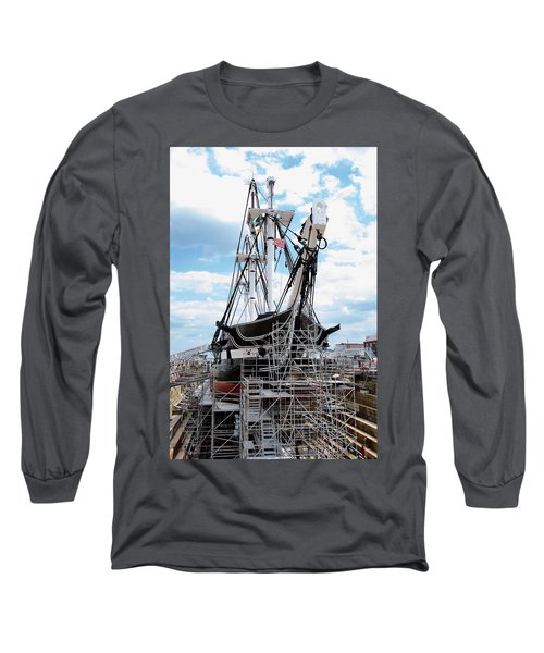 In Dry Dock Long Sleeve T-Shirt