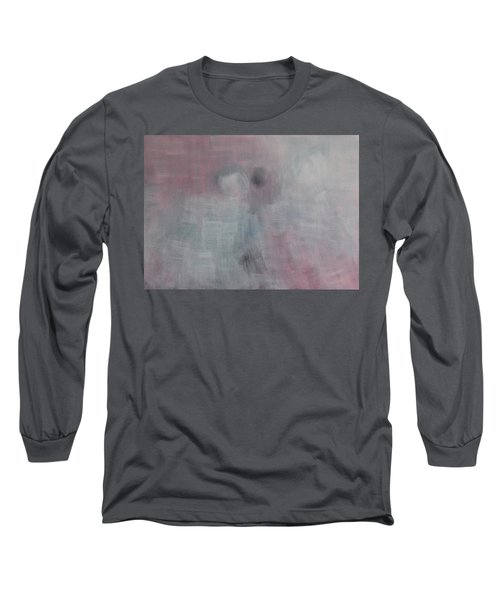 In Fact, It Is Easy To Get Happiness Long Sleeve T-Shirt by Min Zou