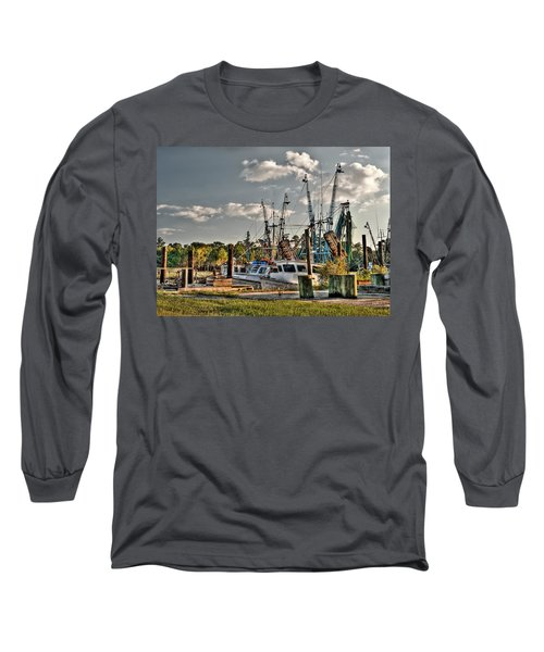 In For The Day Long Sleeve T-Shirt