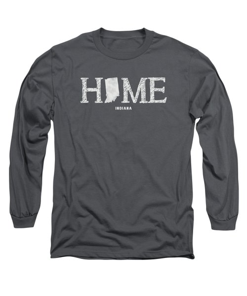 In Home Long Sleeve T-Shirt by Nancy Ingersoll