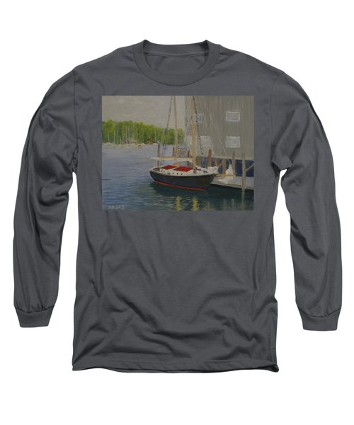 In Port Long Sleeve T-Shirt