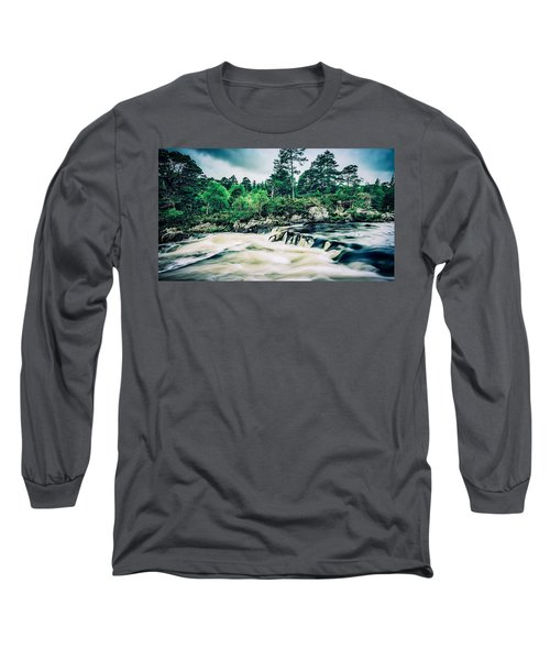 In Retreat Long Sleeve T-Shirt