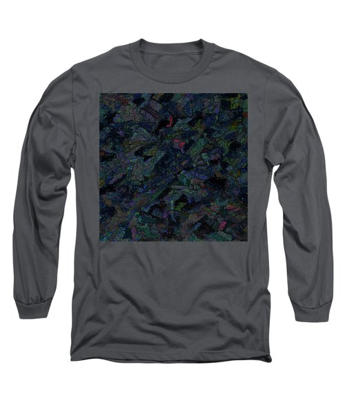 Long Sleeve T-Shirt featuring the photograph In The Abstract by Lewis Mann