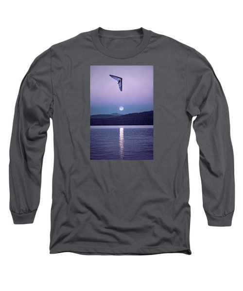 In The Air Tonight Long Sleeve T-Shirt