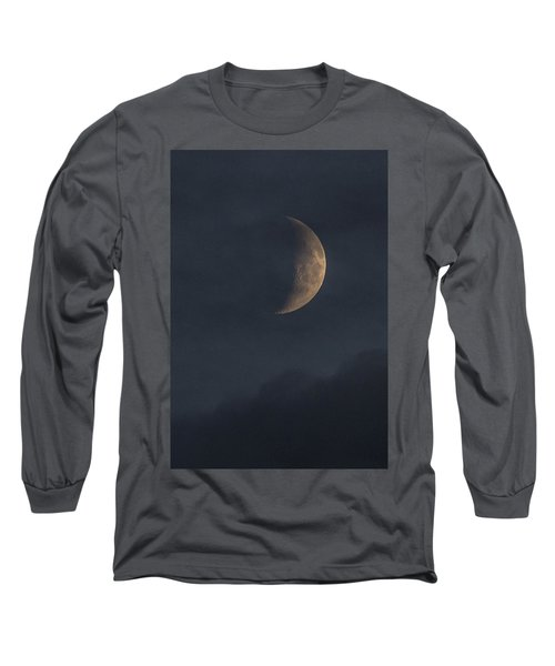Long Sleeve T-Shirt featuring the photograph In The Blue Hours by Alex Lapidus
