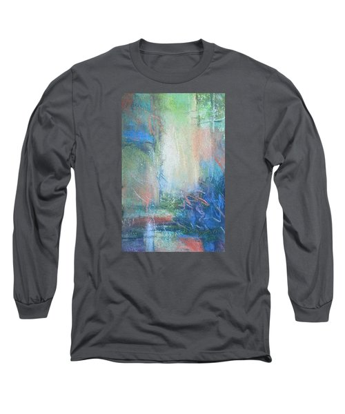 In The Depths Long Sleeve T-Shirt by Becky Chappell