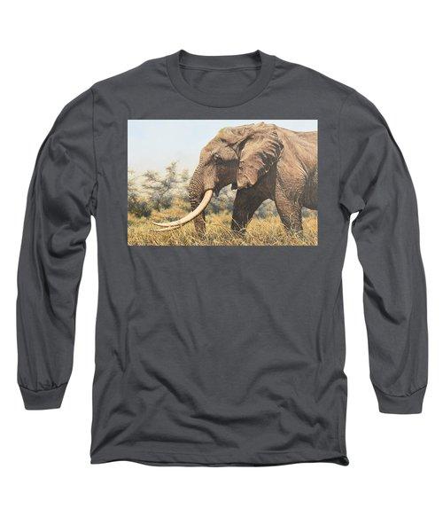 In The Footsteps Of Elders Long Sleeve T-Shirt