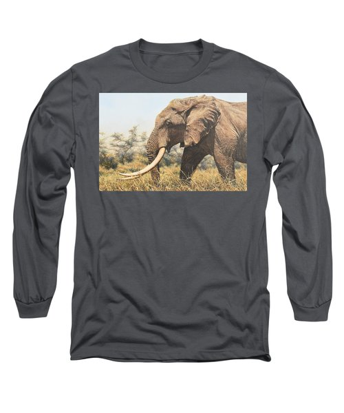 In The Footsteps Of Elders Long Sleeve T-Shirt