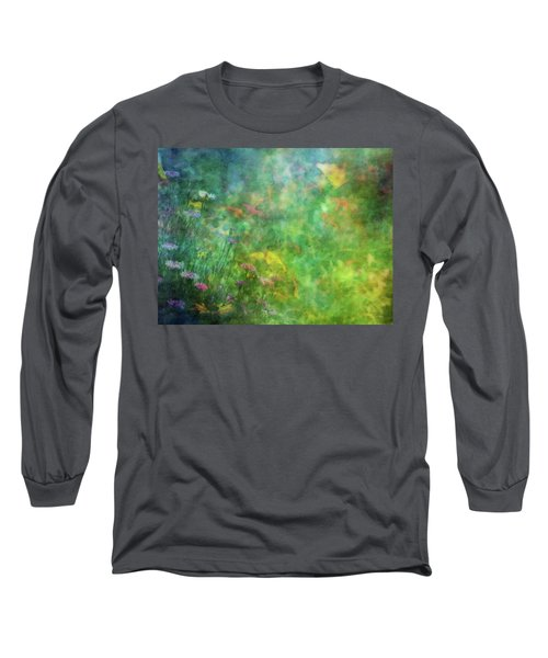In The Garden 2296 Idp_2 Long Sleeve T-Shirt