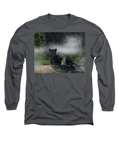 In The Jungle Long Sleeve T-Shirt