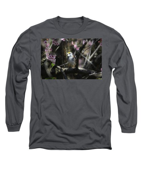 In The Light Of Morning Long Sleeve T-Shirt by Trina Ansel