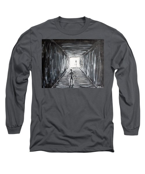 In The Light Of The Living Long Sleeve T-Shirt