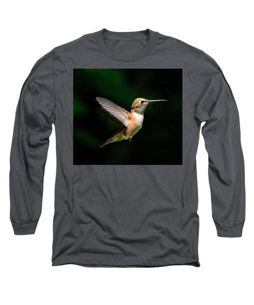 In The Light Long Sleeve T-Shirt by Sheldon Bilsker