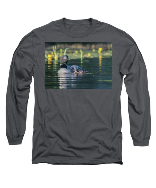 In The Lillies... Long Sleeve T-Shirt