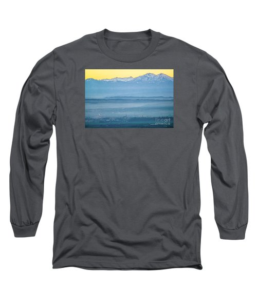 In The Mist 4 Long Sleeve T-Shirt