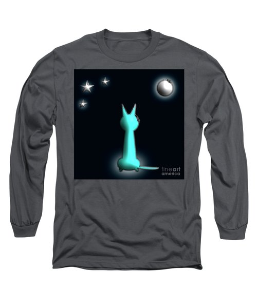 In The Moonlight Long Sleeve T-Shirt