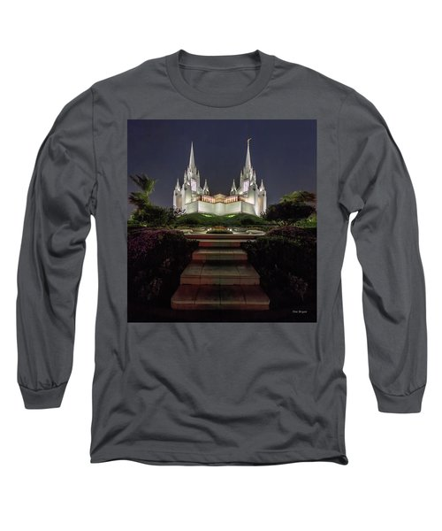 In The Name Of Their Faith Long Sleeve T-Shirt
