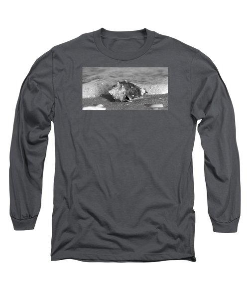 In The Rough Long Sleeve T-Shirt by Sean Allen