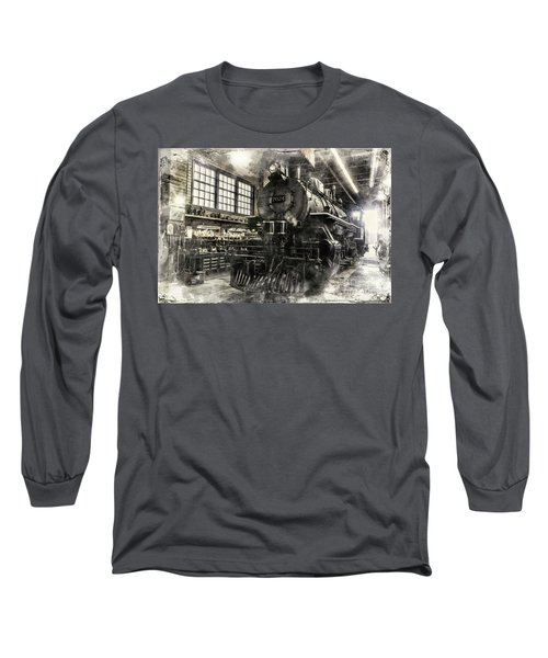 In The Roundhouse Long Sleeve T-Shirt