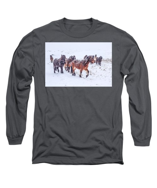 In The Storm 2 Long Sleeve T-Shirt