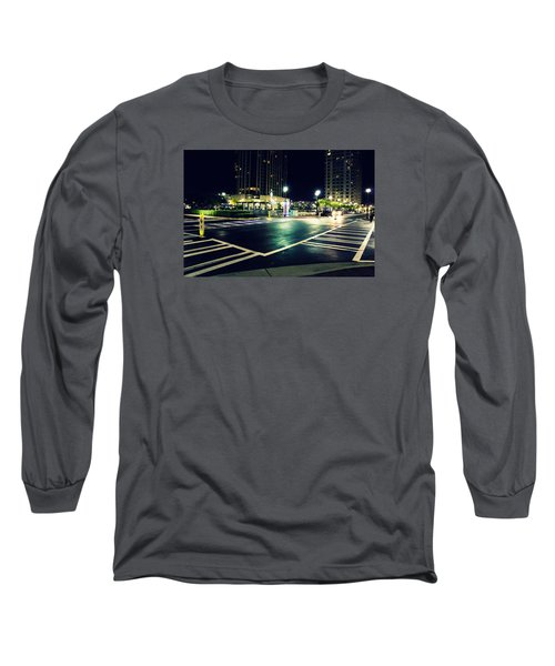 In The Street Long Sleeve T-Shirt