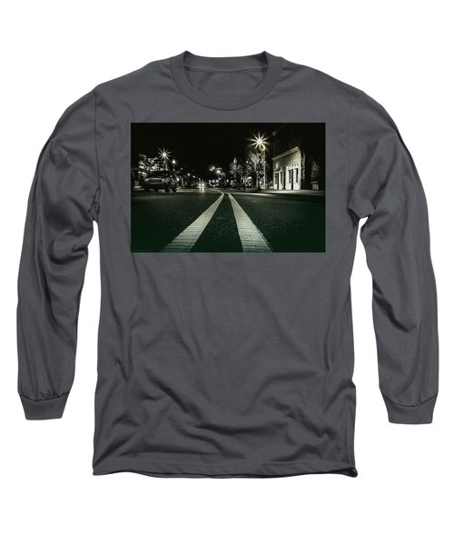 In The Streets Long Sleeve T-Shirt