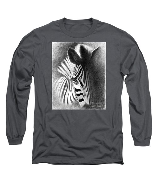 Incognito Long Sleeve T-Shirt by Phyllis Howard
