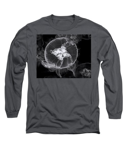 Incoming Bw Long Sleeve T-Shirt
