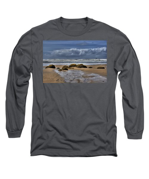 Indian Beach Long Sleeve T-Shirt